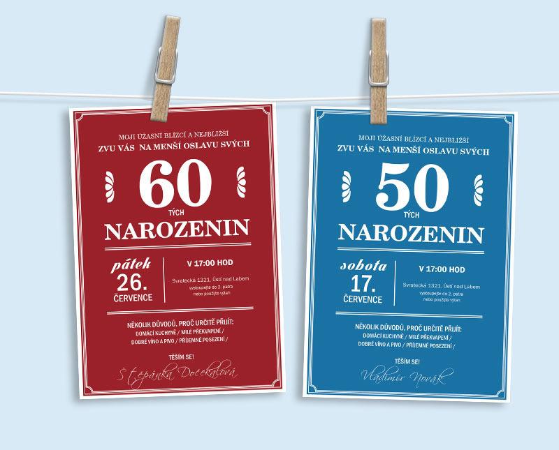vtipná pozvánka na 50 narozeniny POZVÁNKA NA NAROZENINY | Lepilova.cz vtipná pozvánka na 50 narozeniny